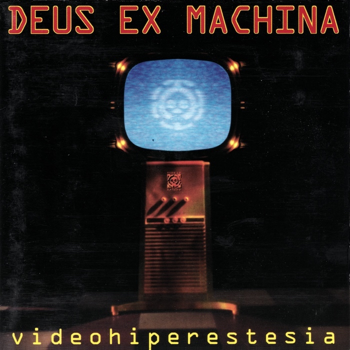 Deus ex Machina Mexico Cyberpunk Electro Music Videohiperestesia Album 1995